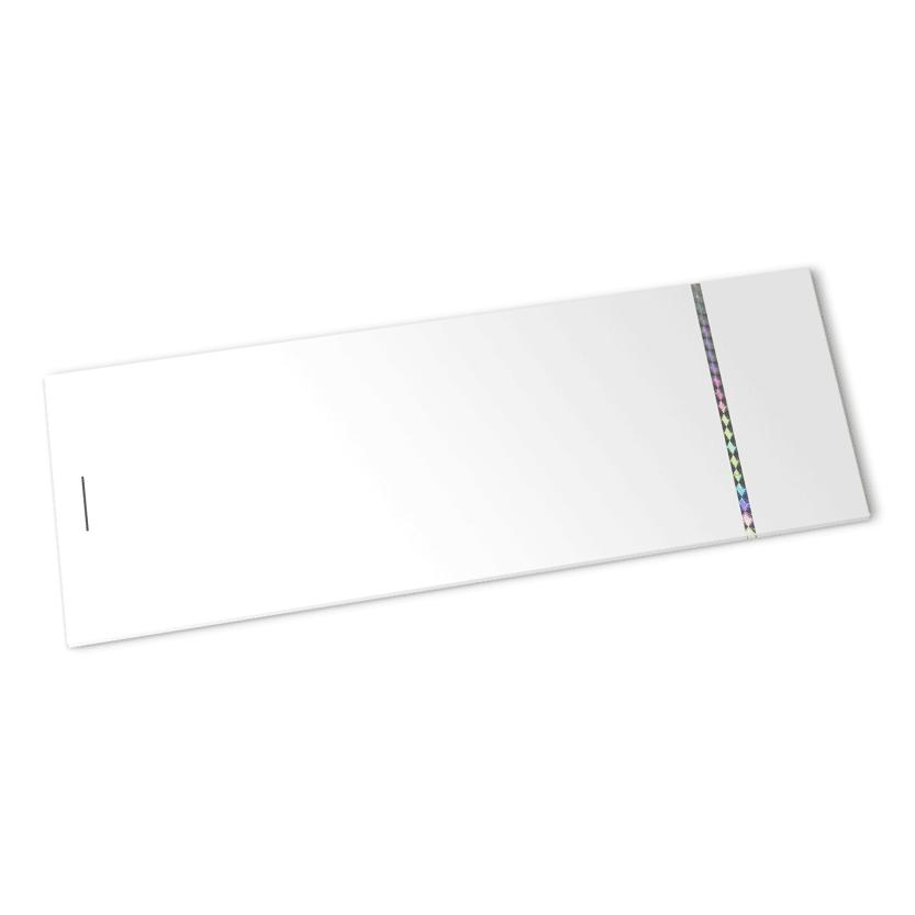 3 mm holografische Folie