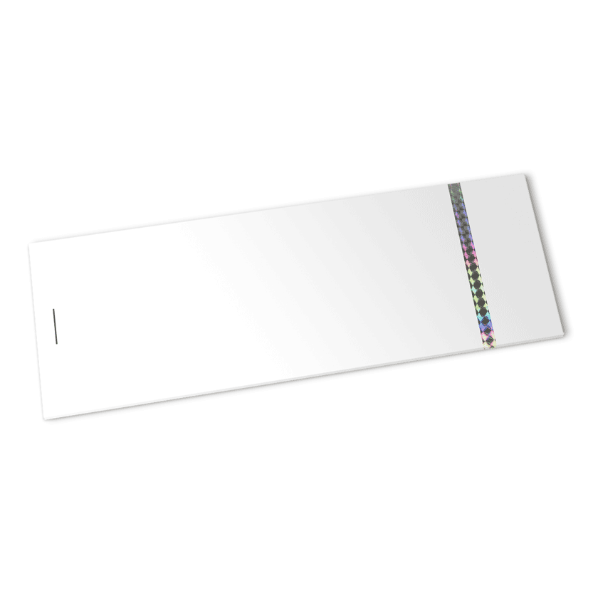 5 mm holografische Folie
