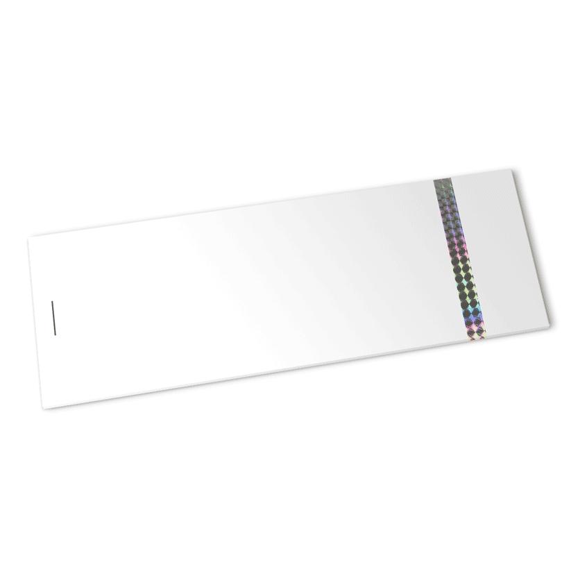 7,5 mm holografische Folie
