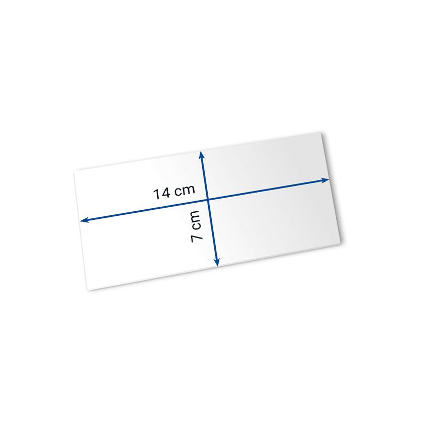 tickets 14x7 cm