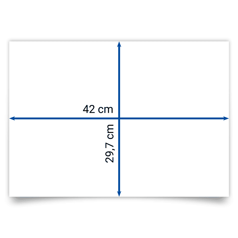 dépliant A3 42x29,7 cm