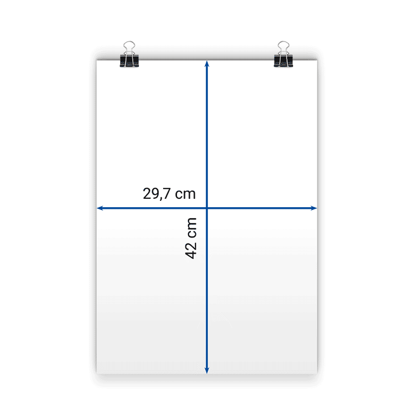 locandina A3 29,7x42 cm