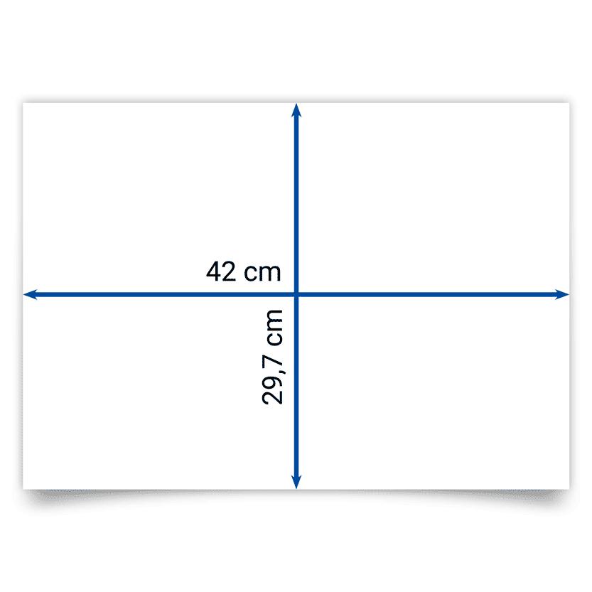 tovaglietta 42x29,7 cm